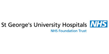 St George's University Hospitals NHS Foundation Trust logo