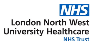 London North West University Healthcare NHS Trust logo
