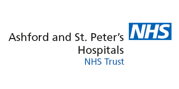 Ashford and St Peters Hospital NHS Trust logo