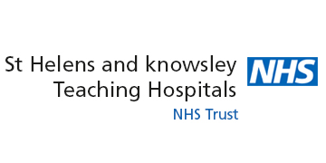 St Helens and Knowsley Teaching Hospitals NHS Trust logo