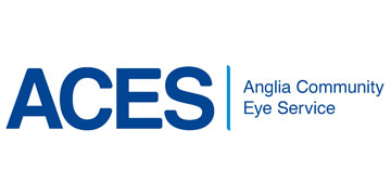 ACES Anglia Eye Community Services logo