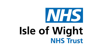 Isle of Wight NHS Trust logo