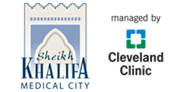 Sheikh Khalifa Medical City logo