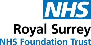 The Royal Surrey NHS Foundation Trust logo
