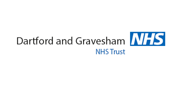 Dartford and Gravesham NHS Trust logo