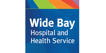 Wide Bay Hospital and Health Service logo