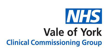 NHS Vale of York CCG logo