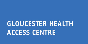 Gloucester Health Access Centre logo